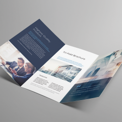 Brochures | Long Banners